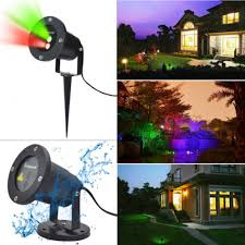 Projector Lights For Christmas by Waterproof Garden Tree Moving Laser Projector Led Stage Light