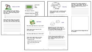 earth day worksheets caring for earth edhelper com