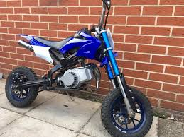 50cc motocross bikes for sale 50cc mini moto dirt bike in attleborough norfolk gumtree