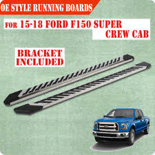 ford f 150 nerf bars u0026 running boards ebay