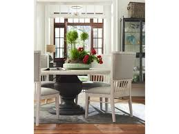 paula deen home bungalow white u0026 gray 61 u0027 u0027 wide round dining table