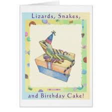 reptile birthday cards u0026 invitations zazzle co uk