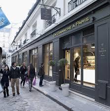 Boutique Concept Store Un Dimanche A Paris U0027 The All Chocolate Concept Store Visit Zimbio