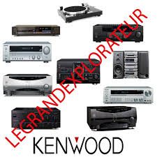 ultimate kenwood audio repair service manuals u0026 schematics pdf