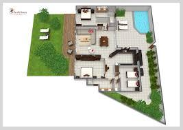 ultimate beachfront villa 3 bedroom te manava luxury villas