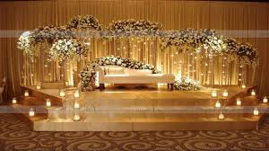 wedding design 15 indian themed wedding stage design ideas