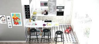 cuisine ouverte petit espace cuisine petit espace cuisine pour petit espace cuisine ouverte pour