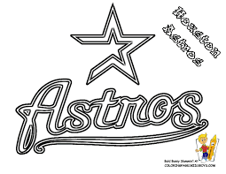 baseball and softball coloring pages