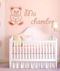 stickers chambre bébé nounours sticker ma chambre nounours stickers bébé ghostick
