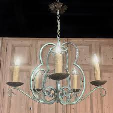 Country French Chandelier by Antique Chandeliers Antique Lighting Inessa Stewart U0027s Antiques