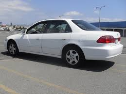 2000 honda accord information and photos zombiedrive