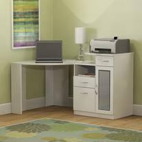 Vantage Corner Desk Home Office Searchub