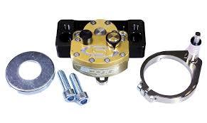 amazon com scotts sub mount steering stabilizer damper kit for