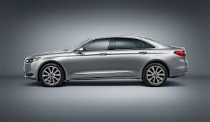 corporate cousins 2017 ford taurus revealed in china the mark