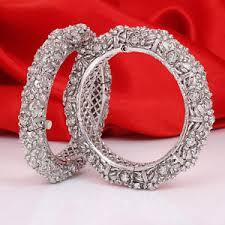 bridal ring bracelet images Indian traditional bollywood antique silver tone bangle bracelet jpg