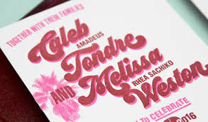 funky wedding invites tondre invitation custom gallery anticipate invitations