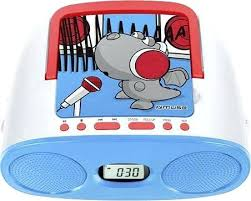 cd player für kinderzimmer test cd player test muse m 23 kdb aux ukw usb blau kinder