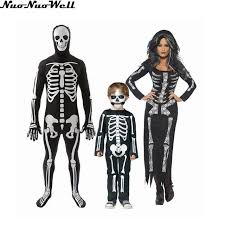 Zombie Boy Halloween Costume Family Skeleton Zombie Suit Halloween Costume Quality