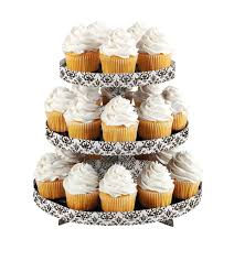 cup cake stands damask cupcake stand birthdayexpress