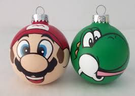 mario ornaments rainforest islands ferry