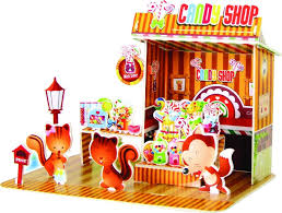 sweet house 3d puzzle 567e zilipoo china manufacturer products