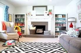 Kid Friendly Living Room Home Design Ideas - Family friendly living room