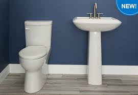 Pedestal Toilet Kitchen And Bathroom Plumbing Fixtures Gerber Plumbing