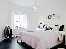 d o chambre blanche chambre blanche et 100 ides dco coucher en couleurs naturelles