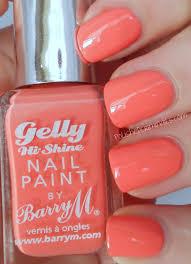 barry m high shine gel finish nail polish ninja polish barry m