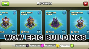 game mod coc apk terbaru clash of clans private server august 2017 latest 9 105 tomzpot