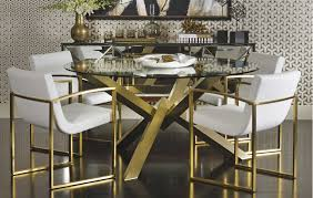 modern luxury collection at by design des moines dining
