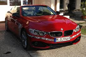 bmw 4 series m3 2014 bmw 4 series convertible nearly unveiled