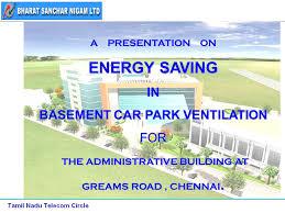 energy saving in basement car park ventilation for ppt video