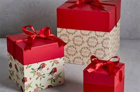 christmas boxes how to make a christmas box goodtoknow