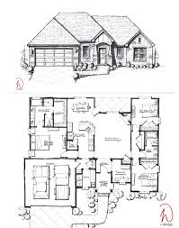custom home floor plans 3 bedroom custom home plans in tulsa ok tara custom homes inc