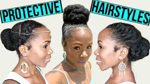 protective natural hairstyles for medium length hair naij com