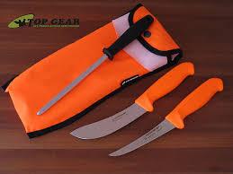 mora kitchen knives mora set 3000 set with 2 knives and sharpening steel 13860