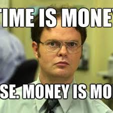 Meme Mo - time is money by venom717 meme center