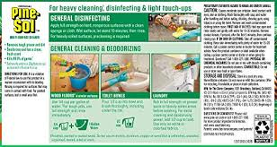 can i use pine sol to clean wood cabinets can you use pine sol on wood floors is it safe