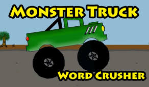 monster trucks tv show vids4kids tv monster truck word crusher series 1 5 youtube