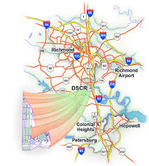 Map Of Richmond Virginia by Defense Logistics Agency U003e Aviation U003e Installation U003e Visitors