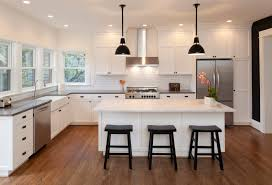 Kitchen Laminate Flooring Ideas Beautiful Kitchen Renovation With Elegant Kitchen Cabinet Design