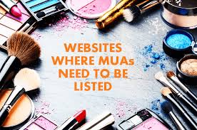 websites for makeup artists websites where muas need to be listed makeup artist essentials