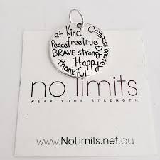 Custom Charms No Limits Individual And Custom Charms Fitness Jewellery