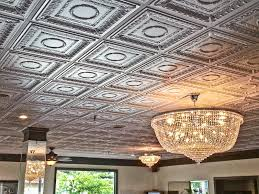 ceiling sweet crown chandelier with american tin ceilings and