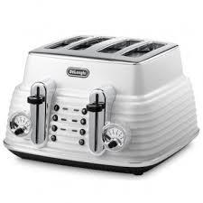 Cream 4 Slice Toaster Toasters Euronics Ireland