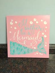 Wooden Mermaid Wall Decor Full Size Wall Decor With Wooden