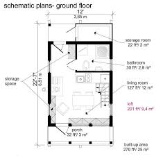 Free House Plans With Material List 92 Best Tiny Homes Floor Plans Images On Pinterest Tiny Homes