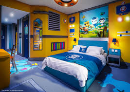 alton towers cbeebies land hotel themed bedrooms unveiled go underwater at the cbeebies land hotel in the octonauts room