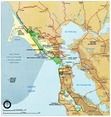 Maps San Francisco by Online Maps San Francisco Bay Area Map